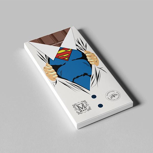 Mari's Superman Tablet